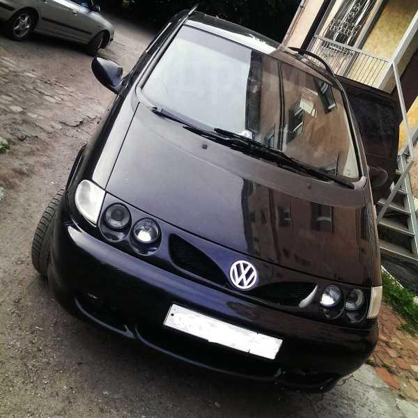 Volkswagen Sharan, 1995 год, 220 000 руб.