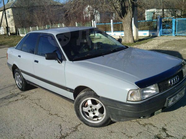 Audi 80, 1989 год, 210 000 руб.