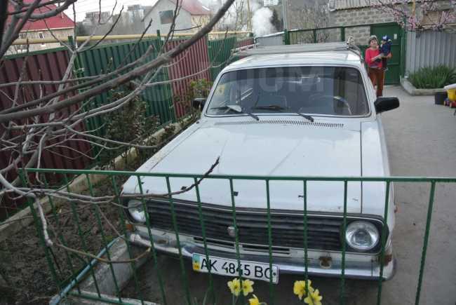 ГАЗ 24 Волга, 1986 год, 25 000 руб.