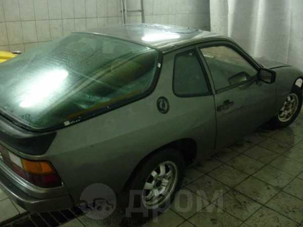 Porsche 924, 1978 год, 90 000 руб.