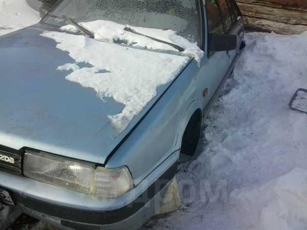 Mazda 626, 1986 год, 20 000 руб.