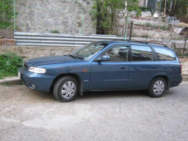 Daewoo Nubira, 1999 год, 110 000 руб.