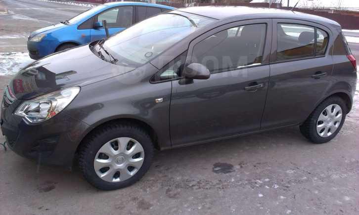 Opel Corsa, 2012 год, 420 000 руб.