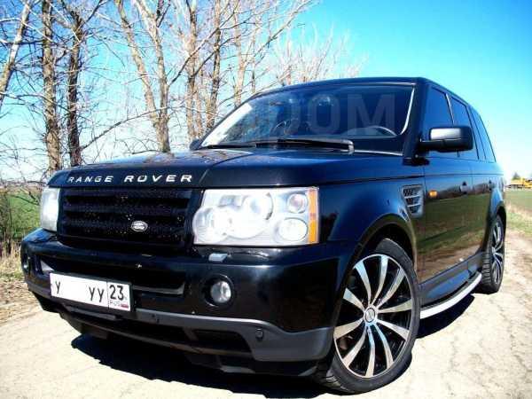 Land Rover Range Rover Sport, 2005 год, 850 000 руб.