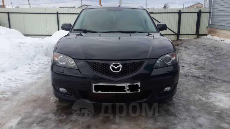 Mazda Mazda3, 2006 год, 415 000 руб.