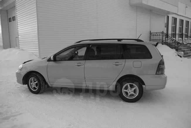 Toyota Corolla Fielder, 2003 год, 370 000 руб.