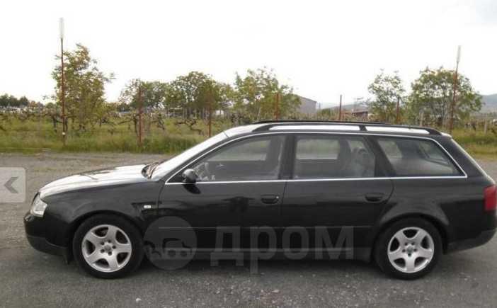 Audi A6, 2000 год, 410 000 руб.