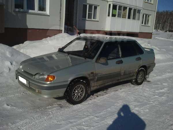 Лада 2115 Самара, 2002 год, 120 000 руб.