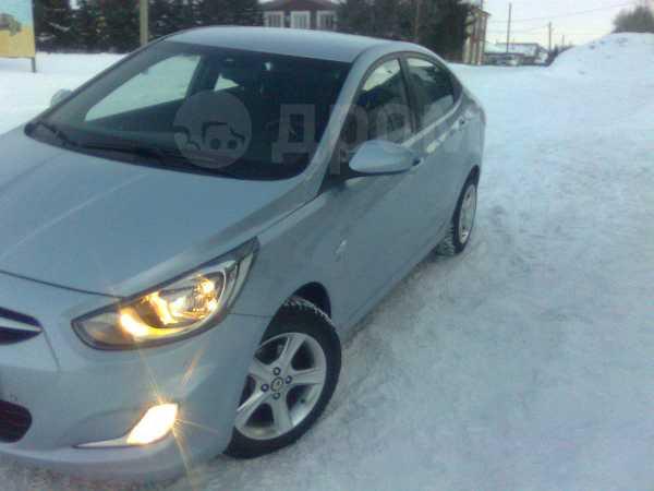Hyundai Solaris, 2011 год, 545 000 руб.