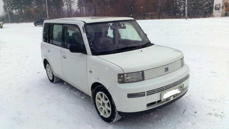 Toyota bB, 2000 год, 210 000 руб.