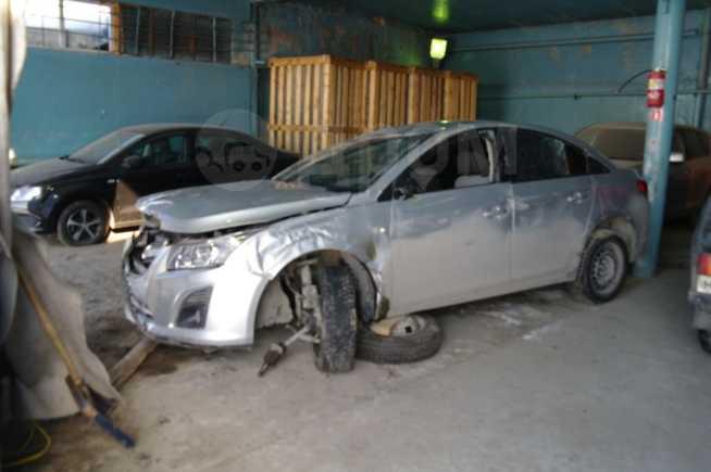 Chevrolet Cruze, 2013 год, 260 000 руб.