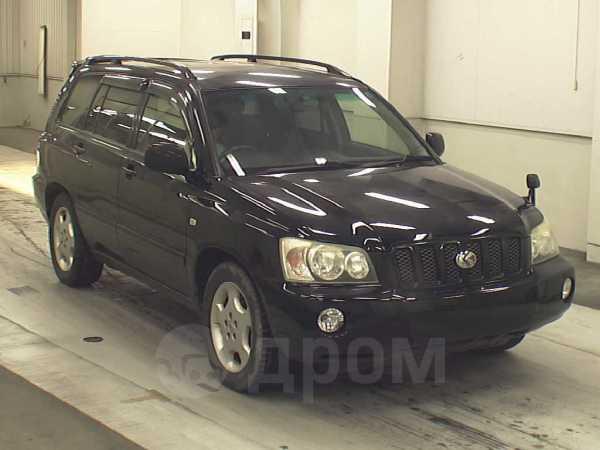 Toyota Kluger V, 2001 год, 235 000 руб.