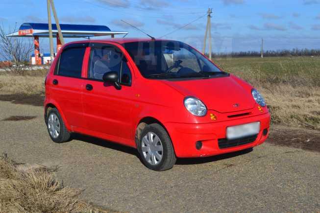 Daewoo Matiz, 2009 год, 175 000 руб.