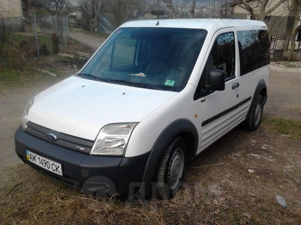 Ford Tourneo Connect, 2007 год, 650 000 руб.