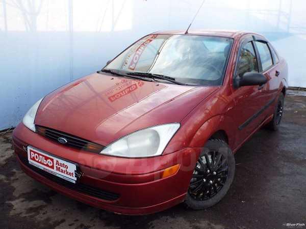 Ford Focus, 2001 год, 197 000 руб.