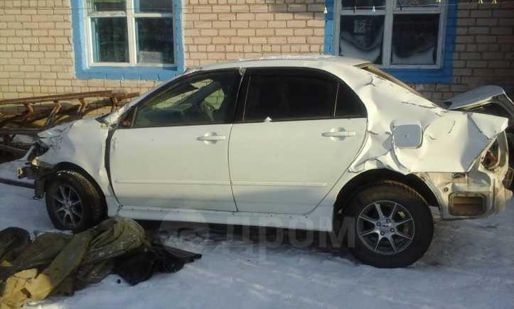 Toyota Corolla, 2003 год, 130 000 руб.