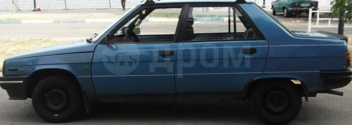 Renault R9, 1987 год, 45 000 руб.