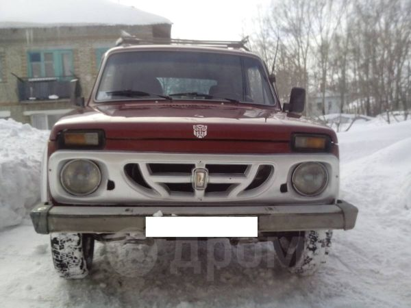 Лада 4x4 2121 Нива, 1994 год, 90 000 руб.