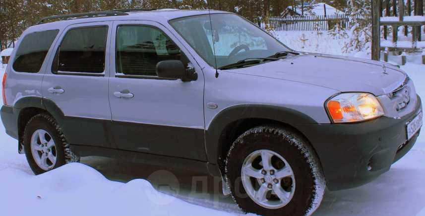 Mazda Tribute, 2005 год, 500 000 руб.
