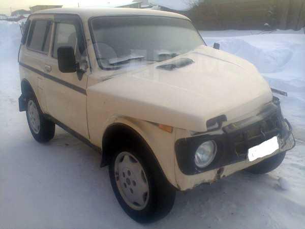 Лада 4x4 2121 Нива, 1995 год, 30 000 руб.
