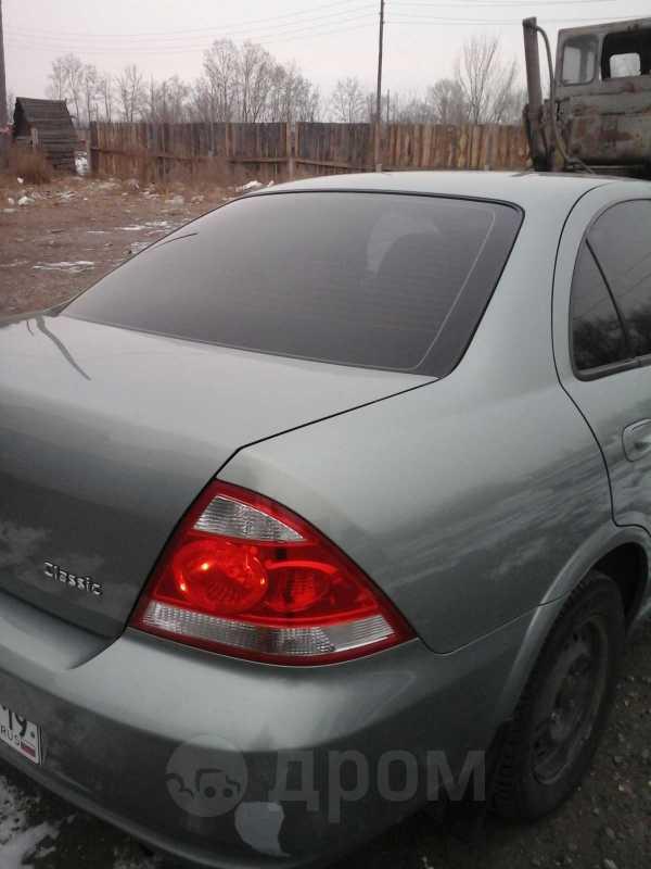 Nissan Almera Classic, 2007 год, 335 000 руб.
