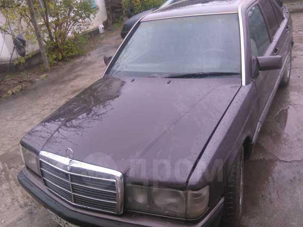 Mercedes-Benz 190, 1992 год, 120 000 руб.