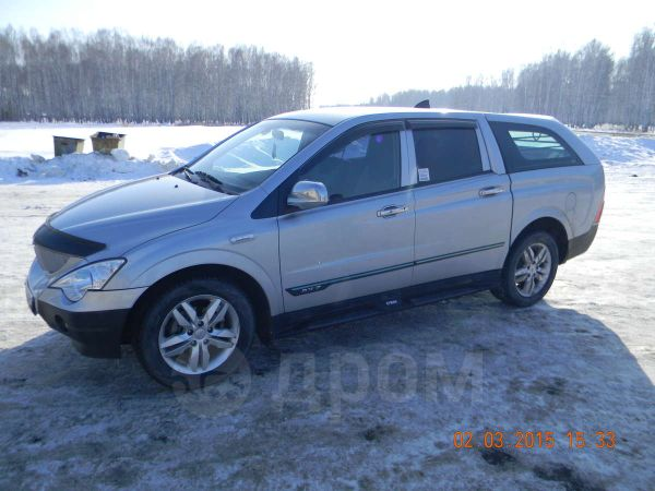 SsangYong Actyon Sports, 2011 год, 700 000 руб.