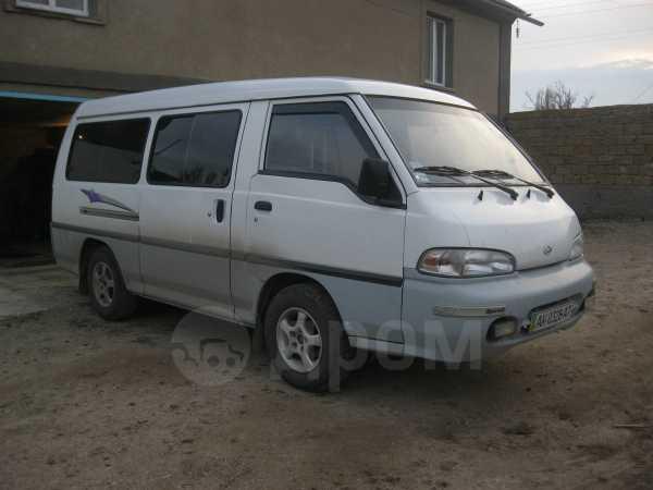 Hyundai H1, 1996 год, $7000