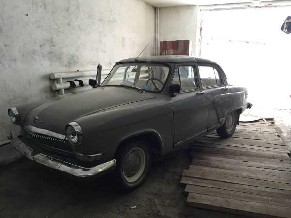 ГАЗ 21 Волга, 1963 год, 75 000 руб.