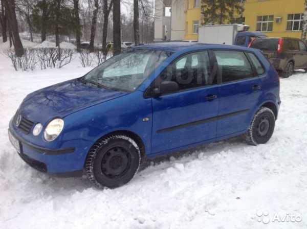 Volkswagen Polo, 2005 год, 199 999 руб.