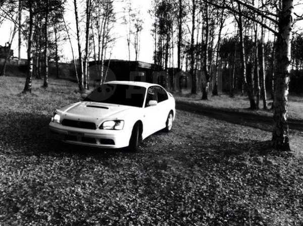 Subaru Legacy B4, 2000 год, 50 000 руб.