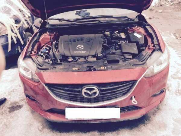 Mazda Mazda6, 2014 год, 610 000 руб.