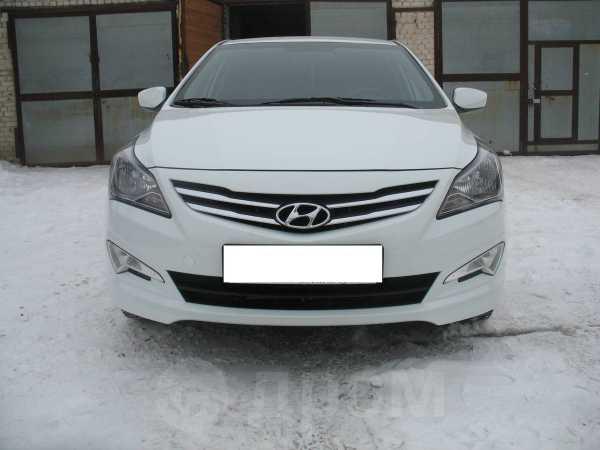 Hyundai Solaris, 2014 год, 567 000 руб.