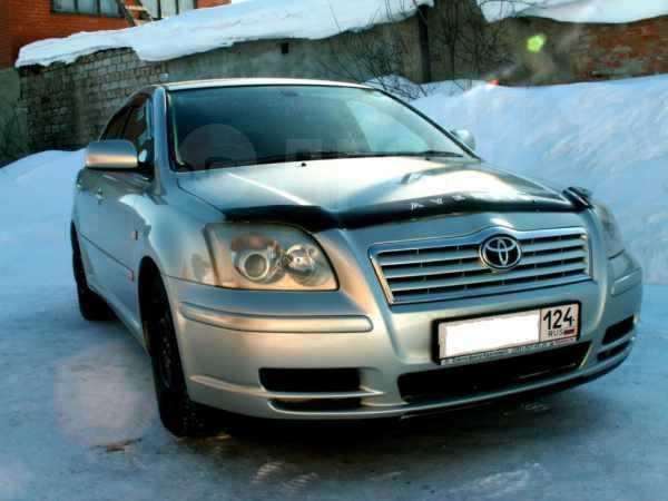 Toyota Avensis, 2005 год, 510 000 руб.