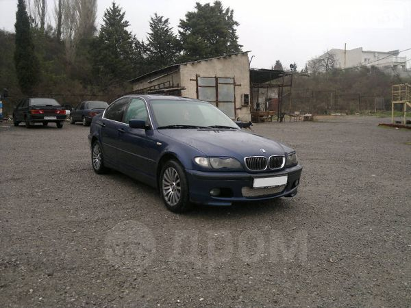 BMW 3-Series, 2004 год, 395 000 руб.