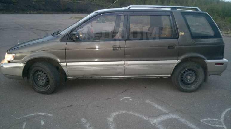 Mitsubishi Chariot, 1991 год, 120 000 руб.