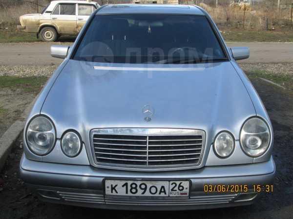 Mercedes-Benz E-Class, 1998 год, 270 000 руб.