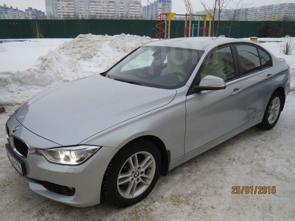 BMW 3-Series, 2013 год, 1 260 000 руб.
