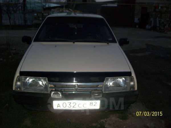 Лада 2109, 1992 год, 130 000 руб.