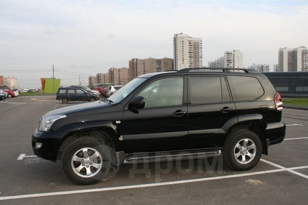 Toyota Land Cruiser Prado, 2007 год, 1 220 000 руб.