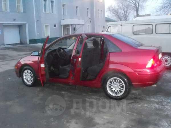 Ford Focus, 2001 год, 260 000 руб.