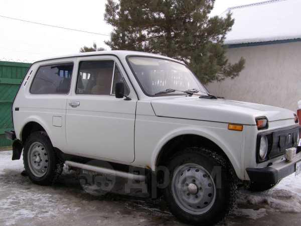 Лада 4x4 2131 Нива, 1996 год, 110 000 руб.