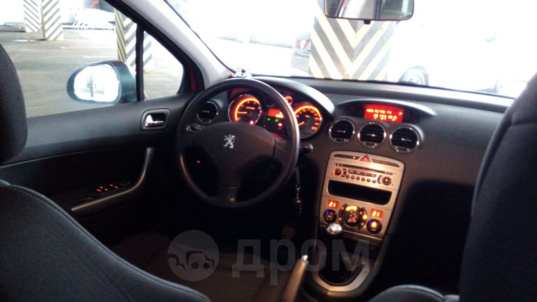 Peugeot 308, 2008 год, 358 000 руб.