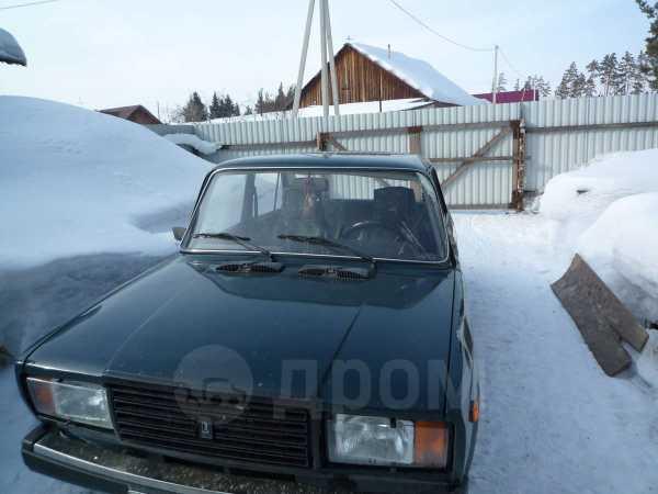 Лада 2107, 2009 год, 55 000 руб.