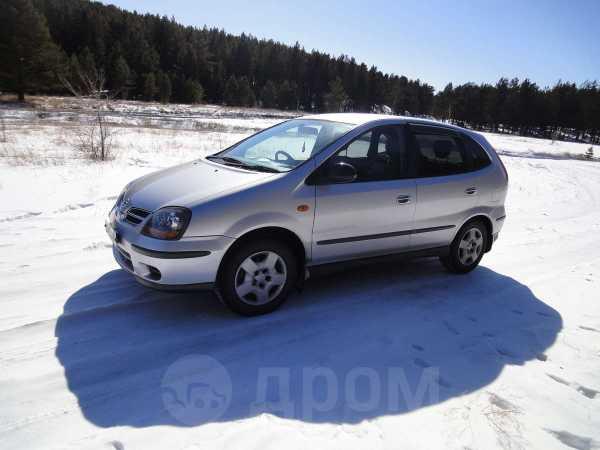 Nissan Tino, 2001 год, 240 000 руб.
