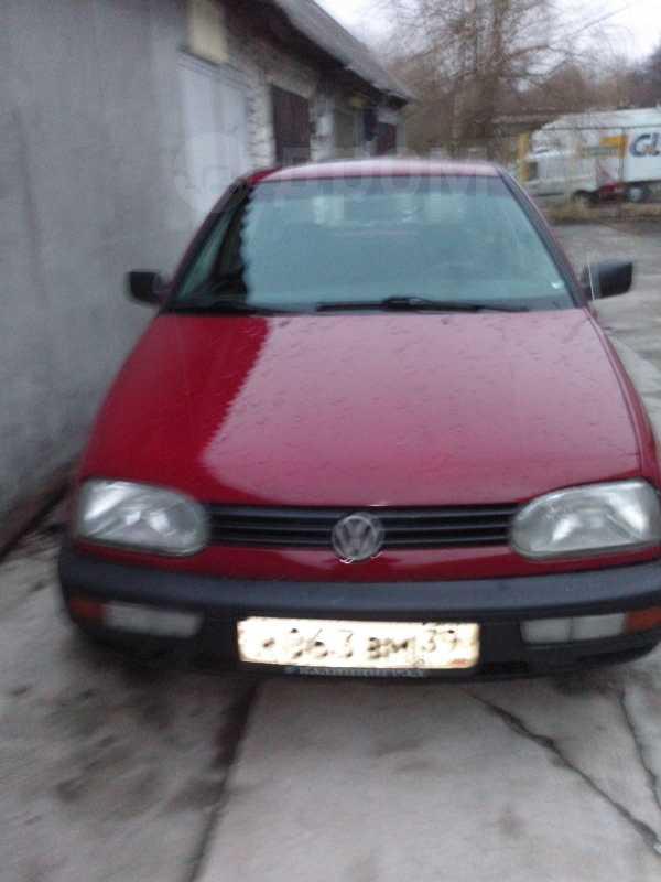 Volkswagen Golf, 1995 год, 155 000 руб.