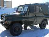 Кемерово УАЗ 3151 1987