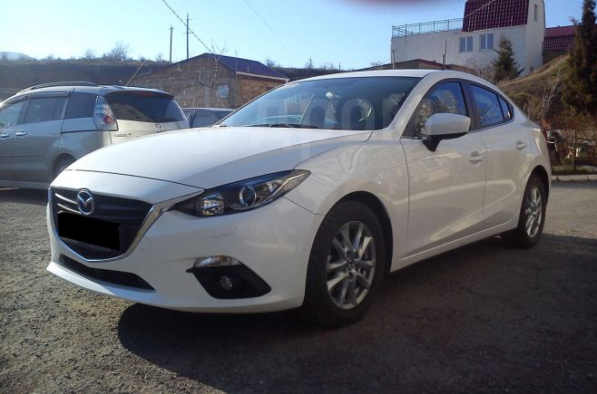 Mazda Mazda3, 2014 год, 999 000 руб.