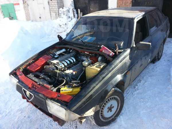 Alfa Romeo 75, 1987 год, 200 000 руб.