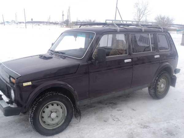 Лада 4x4 2131 Нива, 1999 год, 160 000 руб.